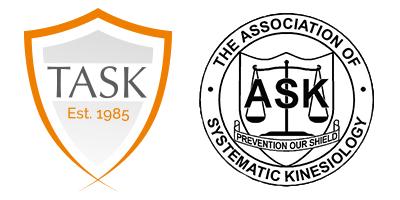 Kinesiology logos TASK and ASK